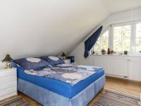 podkroví - ložnice - Prodej domu v osobním vlastnictví 270 m², Praha 9 - Vinoř