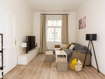 Prodej bytu 3+kk v osobním vlastnictví 68 m², Praha 2 - Nusle