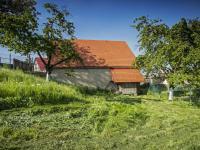 zahrada a stodola (Prodej domu v osobním vlastnictví 513 m², Mšecké Žehrovice)