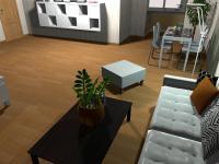 Prodej bytu 2+kk v osobním vlastnictví 57 m², Praha 8 - Karlín