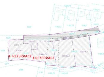 Prodej pozemku 884 m², Tuchlovice