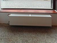 Nové radiátory (Pronájem komerčního objektu 64 m², Rakovník)