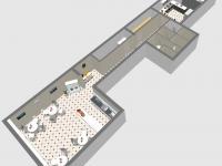 Návrh (Pronájem komerčního objektu 64 m², Rakovník)