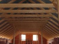 nové krovy (Prodej domu v osobním vlastnictví 200 m², Oráčov)