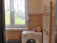 koupelna (Prodej bytu 3+1 v osobním vlastnictví 65 m², Hořesedly)
