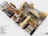 Prodej bytu 3+1 v osobním vlastnictví 65 m², Nové Strašecí