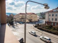 Pohled z okna (Prodej bytu 2+kk v osobním vlastnictví 46 m², Beroun)