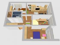 Prodej bytu 3+1 v osobním vlastnictví 73 m², Rakovník