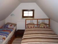 V podkroví je místo na spaní (Prodej domu v osobním vlastnictví 110 m², Lubenec)