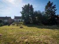 pohled ze zahrady (Prodej domu v osobním vlastnictví 140 m², Šanov)