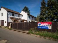 pohled z ulice (Prodej domu v osobním vlastnictví 140 m², Šanov)