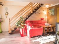 1 NP Obývací pokoj - Prodej domu v osobním vlastnictví 150 m², Ledce
