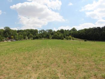 severní pohled (odspodu) - Prodej pozemku 1920 m², Žižice