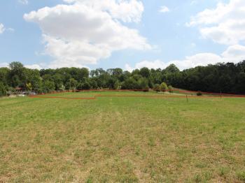 orientační zákres pozemku - Prodej pozemku 1920 m², Žižice