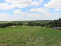 hezký výhled - Prodej pozemku 1920 m², Žižice