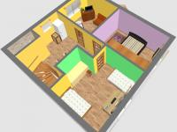 SZ (Prodej domu v osobním vlastnictví 90 m², Vráž)