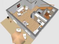 JZ (Prodej domu v osobním vlastnictví 90 m², Vráž)