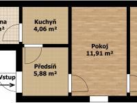 Prodej domu v osobním vlastnictví 50 m², Sadská