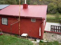 i nová plechová střecha. (Prodej chaty / chalupy 30 m², Kožlany)