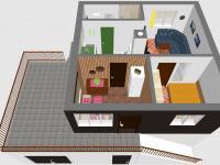 3D J (Prodej chaty / chalupy 30 m², Kožlany)