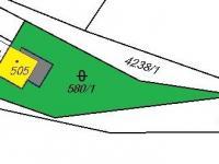 Snímek mapy (Prodej chaty / chalupy 30 m², Kožlany)