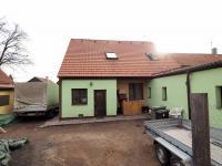 pohled od zahrady - Prodej domu v osobním vlastnictví 178 m², Jedomělice