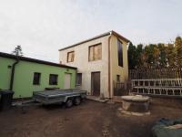 nad kotelnou je patro s možností různého využití  - Prodej domu v osobním vlastnictví 178 m², Jedomělice
