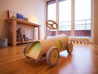 Detail - dětský pokoj - Prodej bytu 4+kk v osobním vlastnictví 134 m², Praha 5 - Košíře
