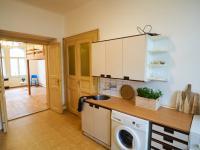 Kuchyň (Prodej bytu 1+1 v družstevním vlastnictví 44 m², Praha 4 - Nusle)