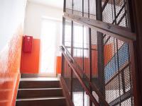 Chodba v domě (Prodej bytu 2+1 v družstevním vlastnictví 52 m², Praha 9 - Hloubětín)
