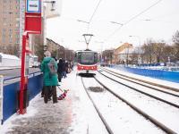 Tramvajová zastávka - Hloubětín (Prodej bytu 2+1 v družstevním vlastnictví 52 m², Praha 9 - Hloubětín)
