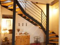 Zasazení schodiště do prostou - Prodej domu v osobním vlastnictví 184 m², Kladno