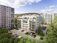 Prodej bytu 3+kk v osobním vlastnictví 69 m², Beroun