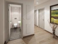 Prodej bytu 2+kk v osobním vlastnictví 55 m², Beroun