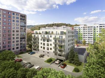 Prodej bytu 3+kk v osobním vlastnictví 77 m², Beroun