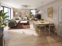 Prodej bytu 2+kk v osobním vlastnictví 58 m², Beroun