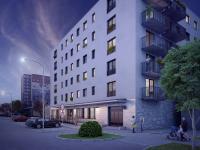 Prodej bytu 2+kk v osobním vlastnictví 56 m², Beroun
