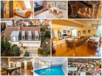 Prodej domu v osobním vlastnictví 402 m², Praha 10 - Petrovice