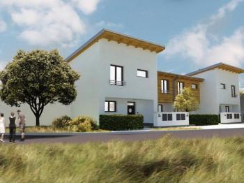 Pohled na dům - Prodej domu v osobním vlastnictví 98 m², Smečno