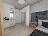 Ložnice - Prodej domu v osobním vlastnictví 98 m², Smečno