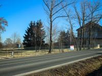 pozemek je celý oplocený - Prodej pozemku 1547 m², Lubná