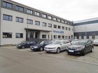 parkování před budovou - Pronájem kancelářských prostor 170 m², Kladno