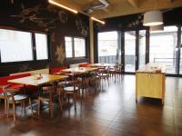 jídelna s kuchyňkou - Pronájem kancelářských prostor 170 m², Kladno