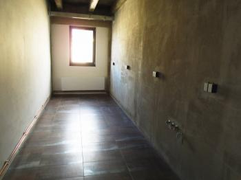 kuchyňka (bude dobudována) - Pronájem kancelářských prostor 170 m², Kladno