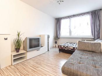obývací pokoj - Pronájem bytu 2+kk v osobním vlastnictví 41 m², Kladno