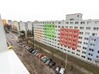 výhled z okna - Pronájem bytu 2+kk v osobním vlastnictví 41 m², Kladno