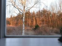 pohled z okna - Prodej nájemního domu 620 m², Kladno