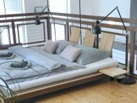spaní nahoře - Prodej nájemního domu 620 m², Kladno