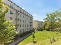 Okolí domu - Prodej bytu 2+1 v osobním vlastnictví 50 m², Praha 6 - Vokovice