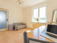 Druhý pokoj - Prodej bytu 2+1 v osobním vlastnictví 50 m², Praha 6 - Vokovice